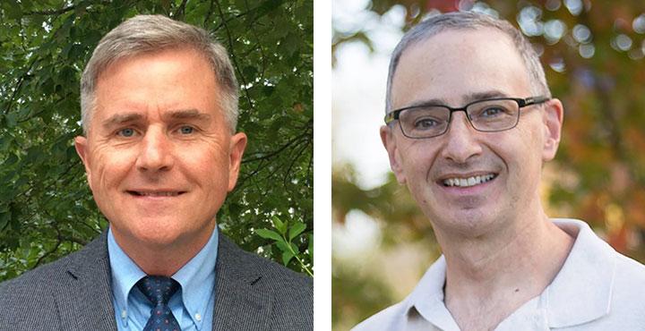 Tom Delworth and Larry Horowitz