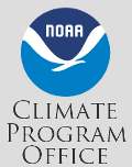 [NOAA Climate Program Office logo]