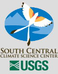 [South Central Climate Science Center logo]