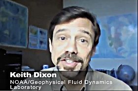 [Keith Dixon NRC climate model video]