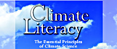 [Climate Literacy brochure image]